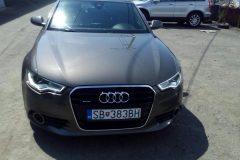 Audi A6 - výmena čelného skla